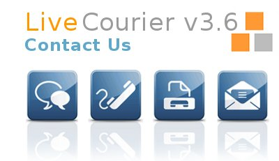 Contact Live Courier